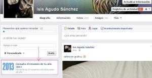 Resumen Facebook 2013